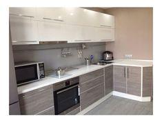 Modern Home Decor Kitchen Kitchen Room Design, Home Decor Kitchen, Interior Design Kitchen, Home Kitchens, Modern Kitchen Cabinets, Contemporary Kitchen Design, Cuisines Design, Küchen Design, Kitchen Remodel