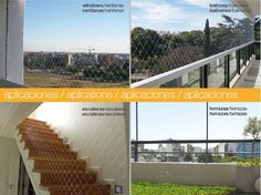 Child proof safety net for balconies Childproofing, Safety, Stairs, Concept, World, Children, House, Home Decor, Balconies