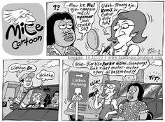 Mice Cartoon, Kompas - 10 October 2010: Ladies Parking