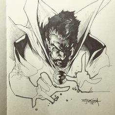 Dr Strange by Stephen Segovia