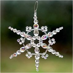 Top 10 Lovely DIY Christmas Beaded Earrings - Top Inspired