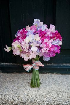 The Workshop Flowers - buquet inspiración www.sposabella.com