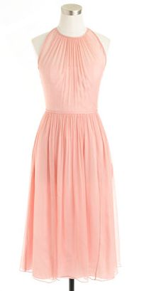 for amber's wedding - j.crew