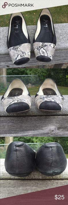 FS/NY Flats There is some wear in the front and the back shown in the pictures. fs/ny Shoes Flats & Loafers