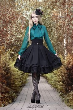 Just ordered this lovely skirt from Lady Sloth