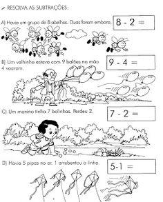 Espaço Escola: 68 Atividades de Matemática Para 1º e 2º Anos