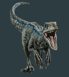 Jurassic World Fallen Kingdom full photo of the Velociraptor