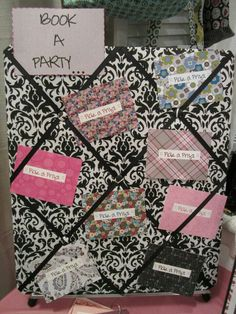 """Thirty One Hostess """"Pick A Prize"""" Board.ideas for my Tupperware biz! Thirty One Hostess, Thirty One Party, Thirty One Gifts, 31 Party, Host A Party, Initials Inc, Pure Romance Party, Mary Kay Party, Passion Parties"""