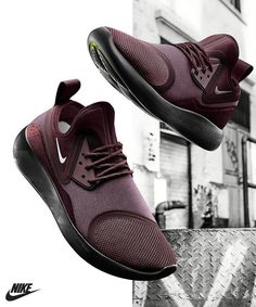 Nike Wmns Lunarcharge Essential 'Midnight Maroon' (via Kicks-daily.com)                                                                                                                                                                                                                                                                                                                                                                                                                                                                                                                                                             unstablefragments2.tumblr.com