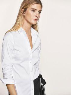 Blusas y camisas de mujer | Primavera Verano 2017 | Massimo Dutti