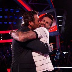There is no stronger bond.   #TheVoice