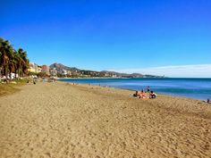 Malagueta beach, Malaga