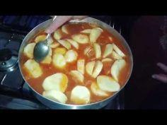 طريقة عمل صينية البطاطس باللحمة في الفرن : أم عبد الله
