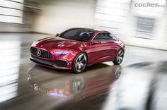 Mercedes-Benz Concept A Sedan: El futuro Clase A - foto 4