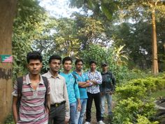 Amit Kumar Mandal: My Friend At Bethua Dahari Forest