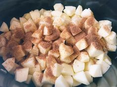 slowcooker appelmoes Crock Pot Slow Cooker, Slow Cooker Recipes, Crockpot Recipes, Healthy Recipes, Multicooker, Sous Vide, Aga, Stew, Low Carb