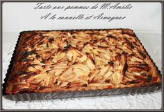 tarte aux pommes frites