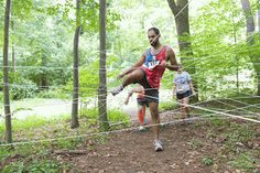 The Site's and Sounds from the #GritNWit   #obstaclecourseracing  event in #Hartford   #Connecticut  in Keney Park!  For future events, visit: http://www.gritnwitrun.com/