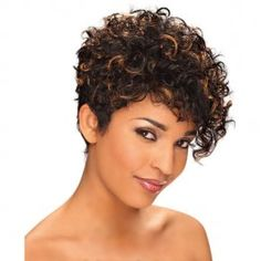 Short Curly Hairstyles For Black Women 39 Everyday Short Hairstyles For Black Women  Pinterest  Short