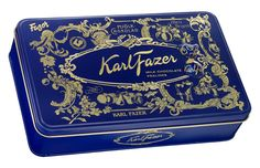 Karl Fazer | Best chocolate in the world. Hands double down.