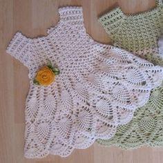 Princess Baby Dress Diagram here - http://4.bp.blogspot.com/-tR4AehEwlX0/VY1uclIW0hI/AAAAAAAACL4/0Xt3P98Ycxo/s1600/00.jpg