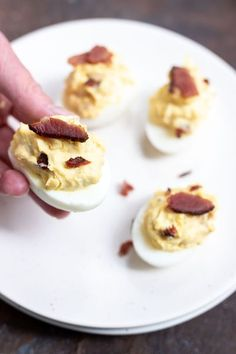 BACON DEVILED EGGS RECIPE + Tasty Low Carb Recipes