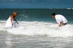 Trash The Dress Pictures   Photo by Darlayne Coughlin