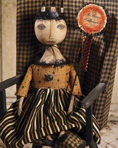 Queen Of Halloween Bethany Lowe