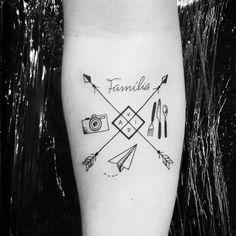 Via Instagram http://ift.tt/1HkefT1 tatuagem por @miltonreistatuador!  Domingo E…