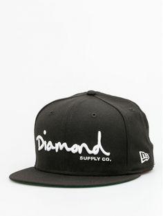 Diamond Supply Co. Diamond Supply Co, Hats, Black, Fashion, Moda, Hat, Black People, Fashion Styles, Fasion