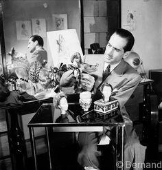 """Exibition """"Le Theatre de la mode"""" Paris 1945"""