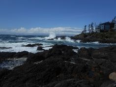 Pacific Ocean, Ucluelet - Vancouver Island, BC. #day18