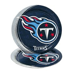 Tennessee Titans Paper Plates from Oriental Trading ... my man would love these