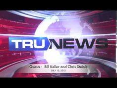 Trunews July 10, 2013 - Bill Keller and Pastor Chris Steinle