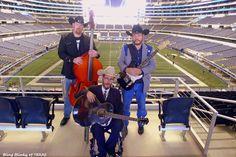 Sean Grace and Brad Allen with Nick Flint  - MDA Muscle Walk Cowboy Stadium - Arlington, TX  4/6/2013