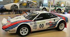Ferrari 308 Rally.