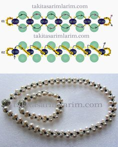 Free pattern for necklace Emprise The post Free pattern for necklace Emprise appeared first on Beautiful Daily Shares. jewelry beaded - Free pattern for beaded necklace Emprise U need: seed beads (yellow at the pattern) seed Seed bead jewelry daisy chain Bead Jewellery, Seed Bead Jewelry, Jewelry Making Beads, Gemstone Jewelry, Jewelry Findings, Jewelry Necklaces, Silver Jewellery, Beaded Necklace Patterns, Bracelet Patterns