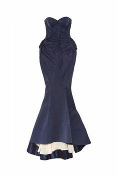 Zac Posen Evening Gown