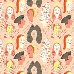 Allison Kerek- A pattern of famous people in history who have lost their heads.