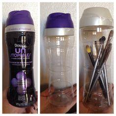Downy Unstoppable Bottles Organization Plastic