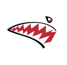 2pcs Hai Aufkleber Autoaufkleber Kajak Kanu Boot Haifisch Sticker PKW LKW