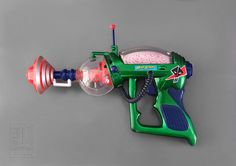 Mars Attacks! MARTIAN RAY GUN