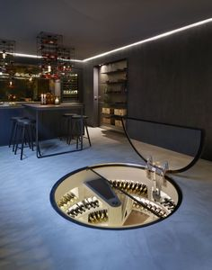 Spiral Cellars are attractive and functional wine storage solutions. Have a look at how Spiral Cellars can help with building your own wine cellar.