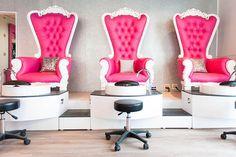 Dallas Beauty Lounge via www.saltyblonde.com