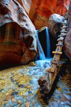 Kanarra Canyon, Utah