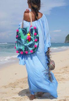 Fashion Bags, Boho Fashion, Fashion Outfits, Womens Fashion, Boho Chic, Hippie Chic, Moda Afro, Diy Sac, Summer Outfits