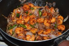 Indian Prawn Recipes, Goan Recipes, Curry Recipes, Shrimp Recipes, Healthy Recipes, Healthy Food, Chilli Prawns, Spicy Shrimp, Fish Varieties