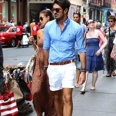 cool summer #mensfashion .