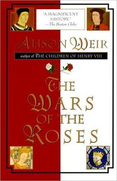 How Alison Weir manages to streamline and explain this history is amazing - this will help you understand the background of the Tudor dynasty.