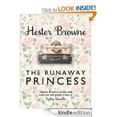 The Runaway Princess's beautiful UK  jacket - out in ebook on Dec 13th, just in time for Christmas!